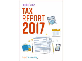 Report Tax 2017 - STELLA MONFREDINI
